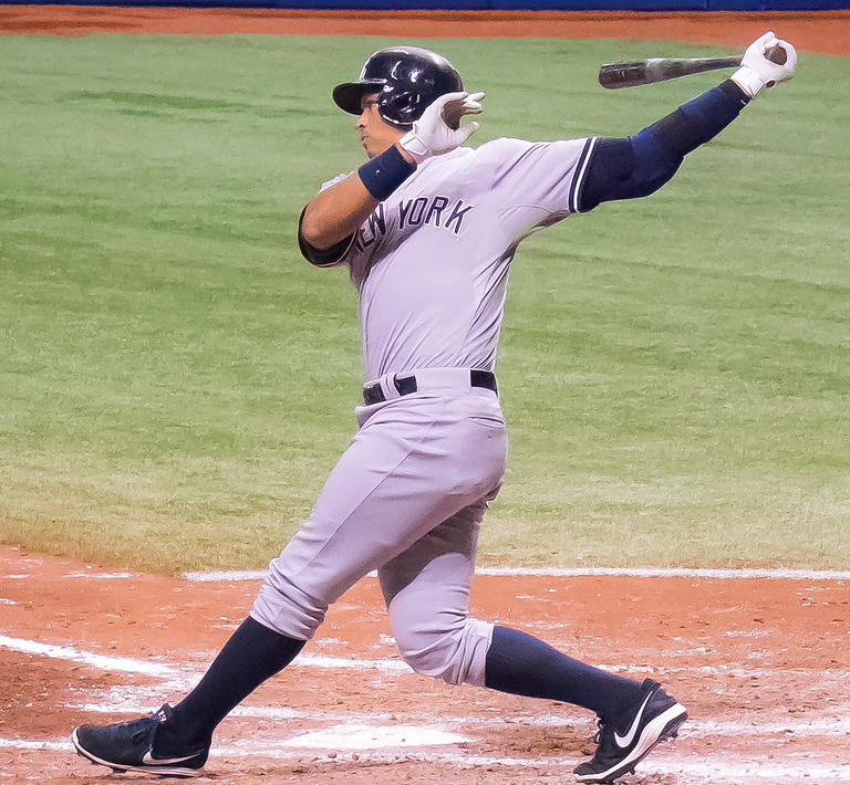 Alex Rodriguez - PRP Hip